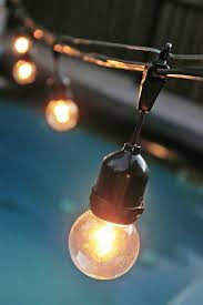 how to hang globe lights