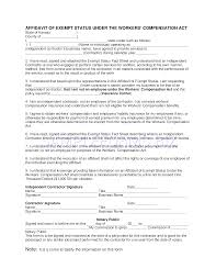 preview free able kansas affidavit of exempt status under the workers compensation act form in