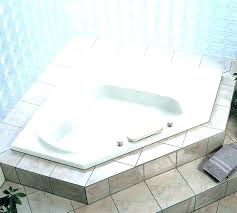 jetted tub shower combo tubs with view in gallery bathtub whirlpool bath steam combination