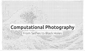 Computational Photography :: From Selfies to Black Holes :: vas3k ...