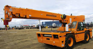 13 Ton Lift Capacity Pick And Carry Mini Crane Mobilecrane