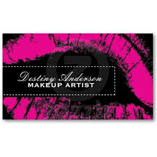 makeup business cards designs 92 best makeup artist business cards images on pinterest