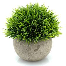 artificial plants for office decor. Velener Mini Plastic Fake Green Grass Of Plants With Pots For Home Decor -- Awesome Product. Click The Image : Christmas Decorations Artificial Office C