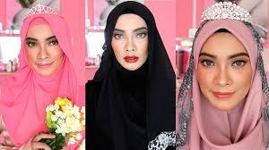 makeup kahwin tunang enement wedding bridal makeup