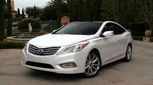 2013 Hyundai Azera (Grandeur) - YouTube