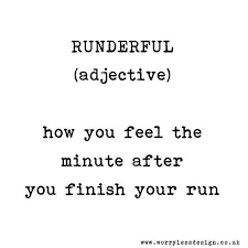 Running Quotes Custom RUNDERFUL It's Definitely A Thing Funny Running Quote Www