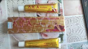Yiganerjing DAMANGREN Китайски крем за псориазис, екземи, дерматити,  гъбички | Здравословн..
