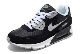 black and white nike air max shoes. special sales q+c+piw men nike air max 90 running shoes black gray white and n