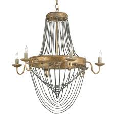 currey and co lighting company 9881 8 light crystal