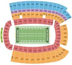 K State Football Stadium Seating Chart Tcu Horned Frogs Vs Kansas State Wildcats Saturday November