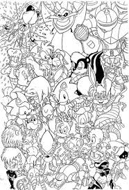 The free coloring pages 'cartoons' will introduce children to the 'sonic x' topic. Kids N Fun Com 20 Coloring Pages Of Sonic X