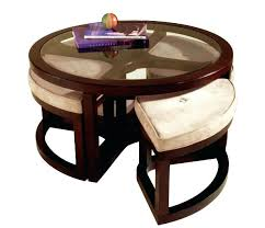 coffee table with stools underneath amazing round coffee table with stools underneath coffee table stools underneath