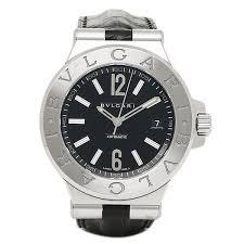 brand shop axes rakuten global market bvlgari watches mens bvlgari watches mens dg40bsld bvlgari diagono rubber automatic watch watch silver black