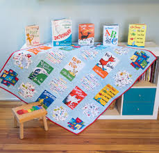 Celebrate Seuss Quilt Kit | Kid quilts, Craft and Quilt baby & Celebrate Seuss Quilt Kit Adamdwight.com