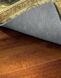 non slip area rug pad s no slip latex area rug pad