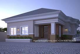 3 Bedroom Flat Design Plan In Nigeria 4 Bedroom Bungalow Ref 4012 Modern Bungalow House