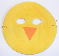 How To Make Face Mask From Chart Paper Mask Crafts For Kids