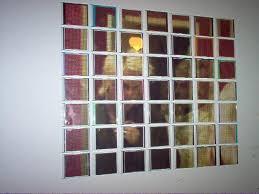 More Easy Wall Art (in CD frames!)