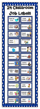 best ideas about classroom jobs classroom job 24 classroom job labels to help teach your students leadership and responsibility in the classroom