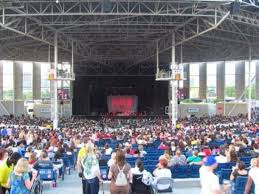 Budweiser Stage Toronto Seating Chart Stage From The General Admission Grassy Area Picture Of