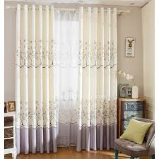 elegant bedroom curtains. Contemporary Curtains Elegant Lilac PolyCotton Best Bedroom Curtains Printed With Tree Pattern To