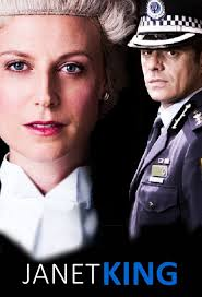 Janet King Temporada 2 audio español