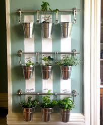The Garden Kitchen Kitchen Wall Herb Garden Container Gardening Ideas From Joanna