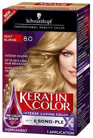 8 0 Silky Blonde