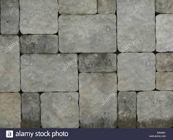 Abstract Natural Stone Masonry Wall Made On Rock Stone