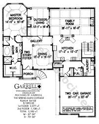 spring glen cottage a craftsman masterpiece Small Stone House Plans floor plans for ranch house plans, european floor plans small stone house plans with photos