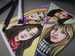 You can also upload and share your favorite blackpink anime wallpapers. Rf Blackpink As Anime Characters Characterdrawing