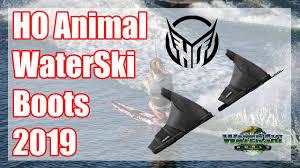 Ho Animal Bindings Size Chart Ho Animal Water Ski Binding 2019