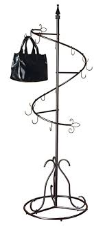 Stand Coat Rack Amazon Purse Handbag Metal Display Tree Stand Coat Rack 45