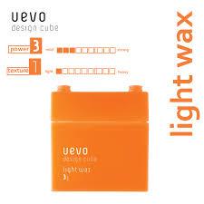Uevo Design Cube Demi Uevo Design Cube Light Wax 80g