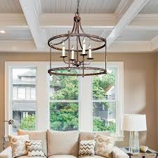 rustic chandelier farmhouse rustic chandelier pendant light french farmhouse