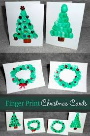 DIY Christmas Cards  FSPDTChristmas Card Craft For Children