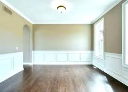 wainscoting dining room. Plain Dining Dining Room With Wainscoting  Grey Wallpaper   Throughout Wainscoting Dining Room