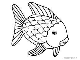 fish coloring page coloring pages of a rainbow best of coloring rainbow fish coloring page fish