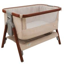 Tutti Bambini  CoZee Bedside Crib Putty Available exclusively with  Mothercare