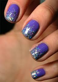 gel nail designs for fall 2014. 15 + glitter gel nail art designs, ideas, trends \u0026 stickers 2014 | designs for fall