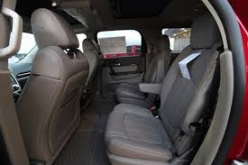 gmc acadia 2014 interior. 2014 gmc acadia denali back seat gmc interior