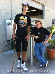 Brenden Adams | Tall guys, Tall girl, Giant people