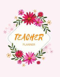 Teacher Organizer Planner Teacher Organizer Teaching Plan Book Timetable Homeschool Planner Daily Classroom Planner Score Tracker Academic Agenda School Planner