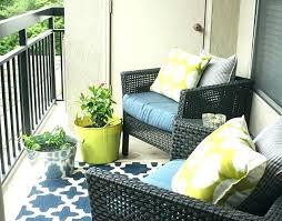 Creative Balcony Ideas Smart And Creative Small Apartment Decorating