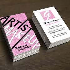 makeup business cards designs makeup business cards best 10 makeup artist business cards ideas