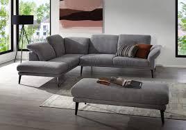 Wohnlandschaft In Textil Grau In 2019 Wohnen Moderne