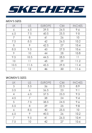 Skechers Toddler Size Chart Www Astin Computer De