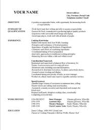 Janitor Job Objective Resume | Krida.info