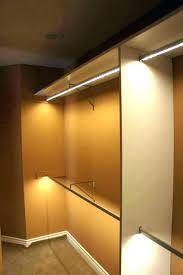 small closet lighting ideas best led light lights battery operated fixtures close