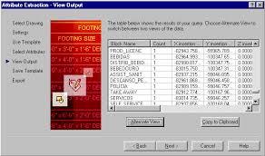 Реферат autocad ru Инструмент Извлечение Атрибутов enhanced attribute extract позволяет быстро считать атрибуты в текстовый файл с разделителями csv таблицу microsoft